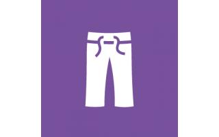 Kalhoty a šortky