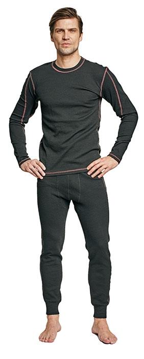 OS ABILD tričko dlouhý rukáv černá M/L