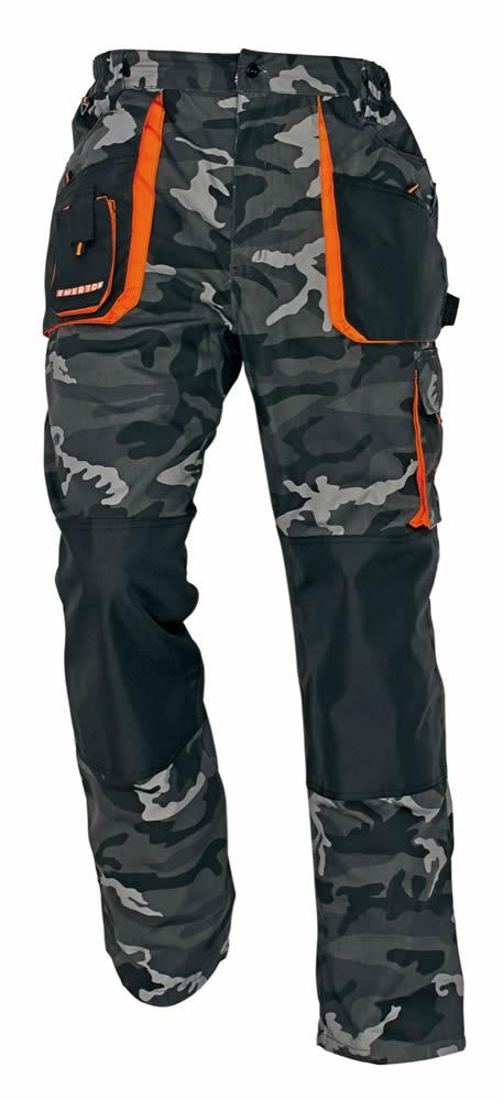 Australian Line Kalhoty Emerton Camouflage 52
