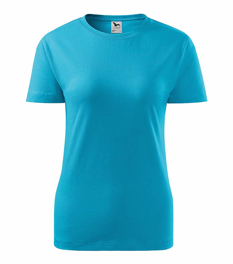 Adler 134 Tričko dámské Basic královská modrá M