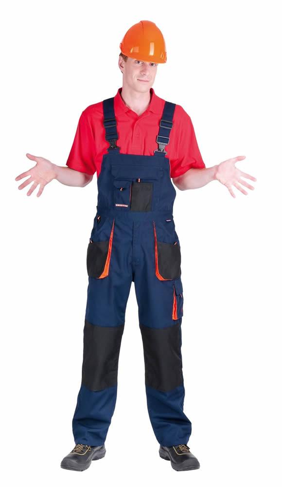Australian Line Pracovní kalhoty Emerton s laclem 56