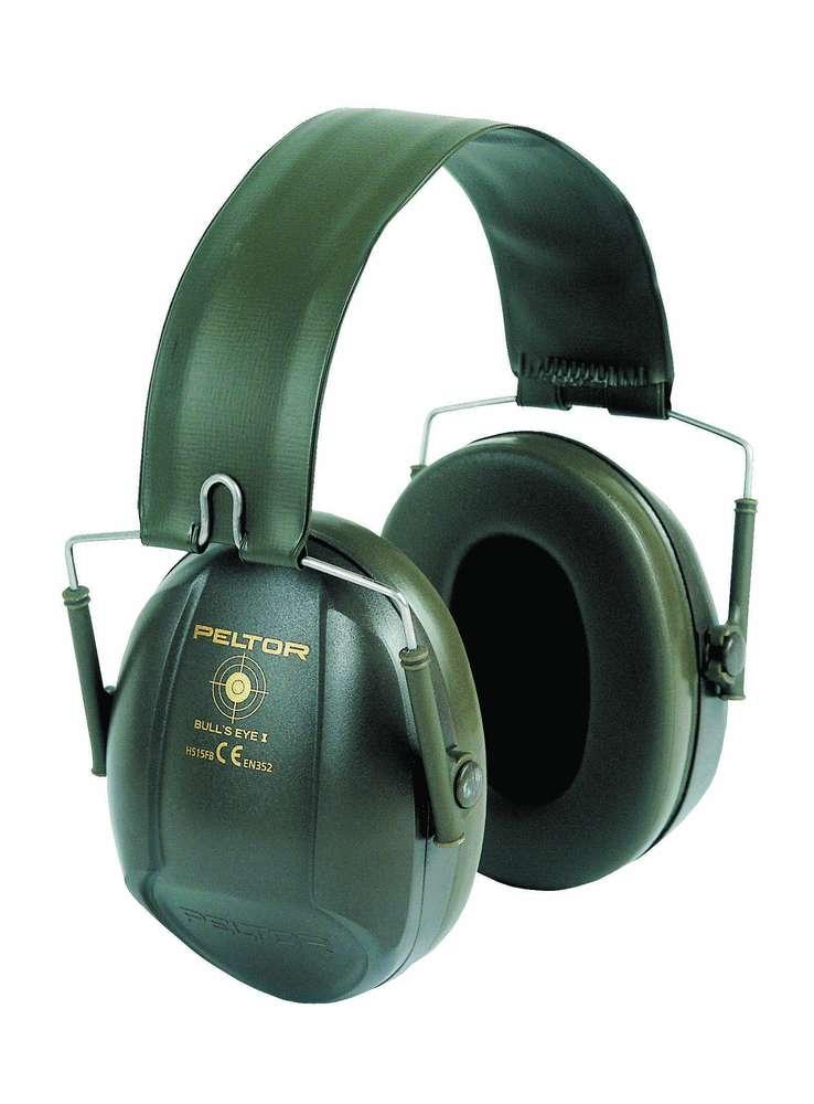 3M Sluchátka Peltor skládací-H515FB-516-GV-27db/zelené