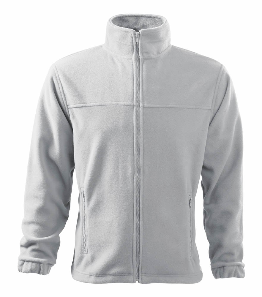 Adler 501 Pánský Fleece Jacket ebony gray vel.L