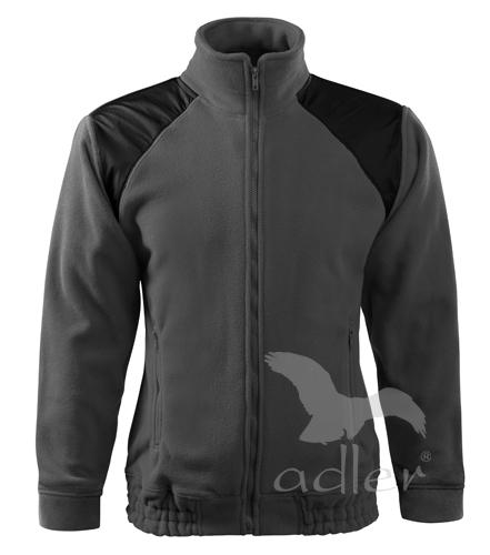 Adler 506 Unisex Fleece Jacket Hi-Q černá S