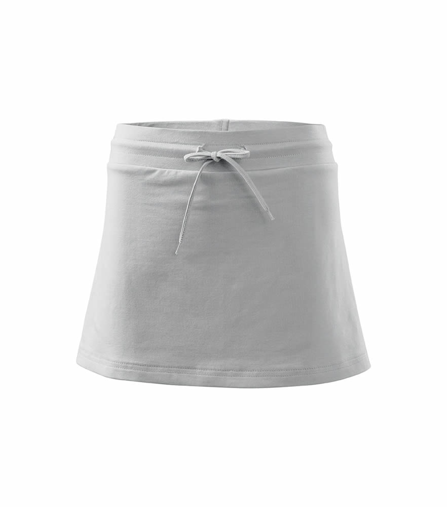 Adler 604 Sukně dámská Skirt two in one bílá XS