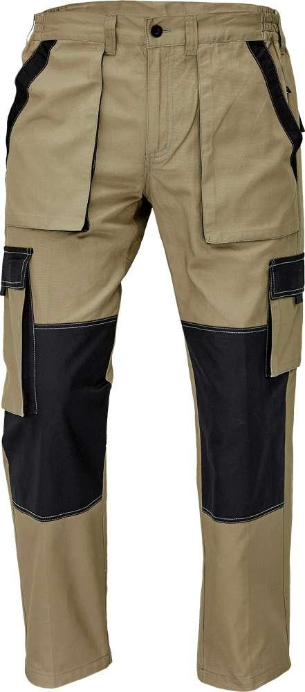 Červa MAX SUMMER kalhoty modrá/černá vel.52