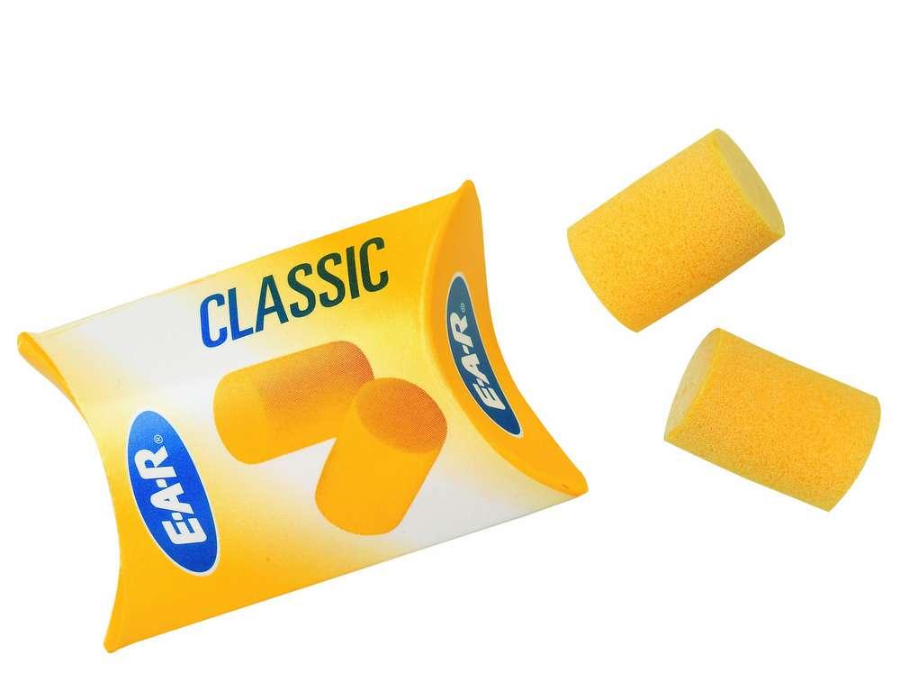 3M Zátkové chrániče sluchu E.A.R. Classic PP-01-002