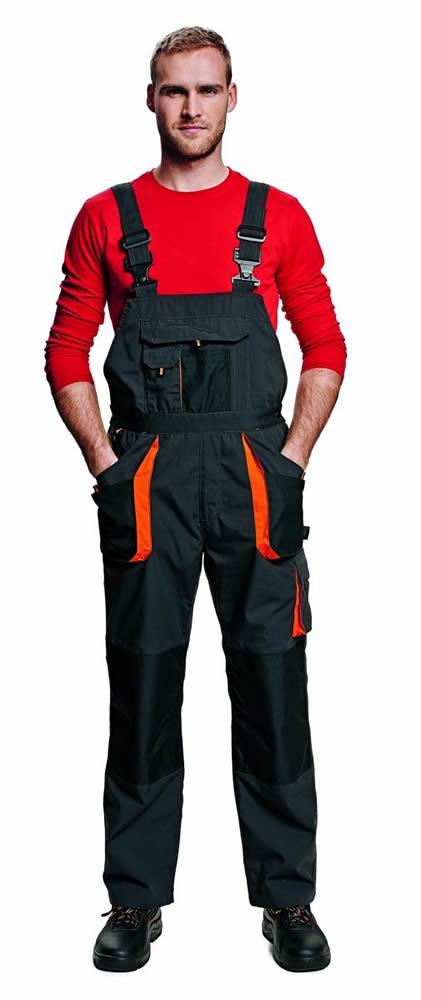 Australian Line EMERTON FLANNEL kalhoty lacl černá 48