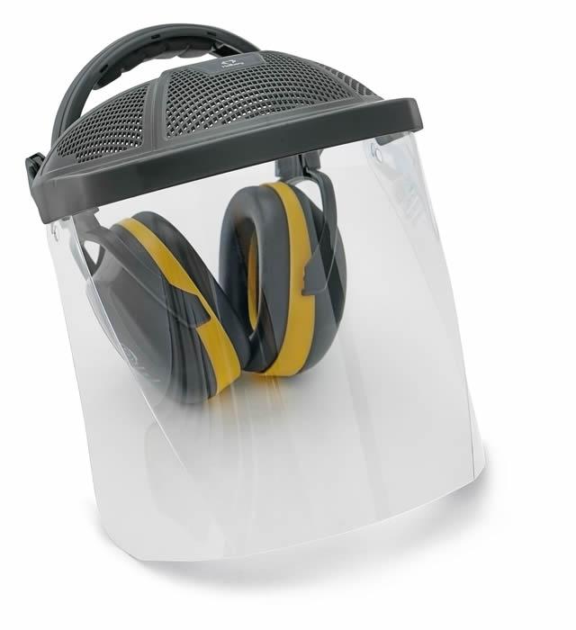 Ear Defender ED 2H sluchátka/PC štít