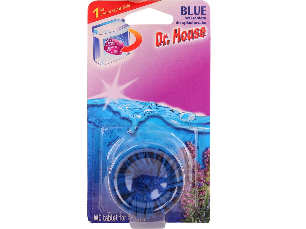 Desinfekční prostředek WC BLOK, 40g
