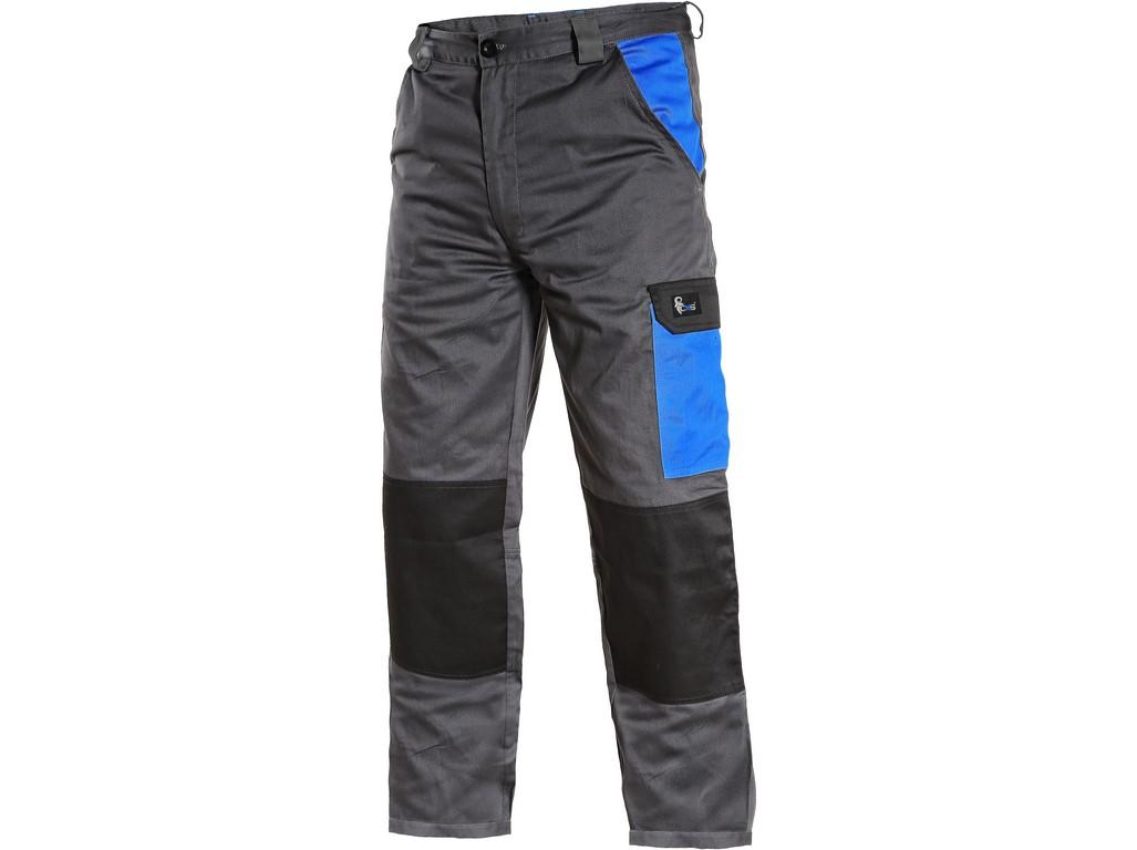 CXS Pánské kalhoty PHOENIX CEFEUS, šedo-modré, vel. 52