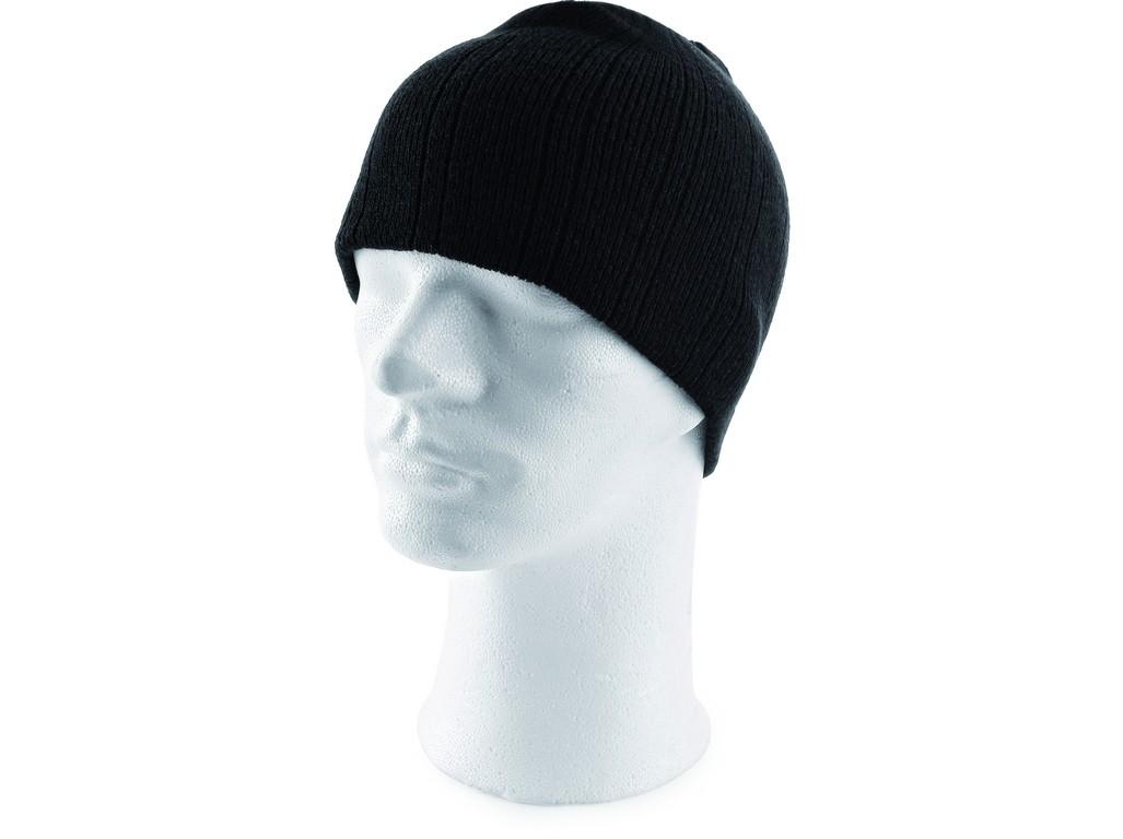 CXS Zimní čepice Ivan černá