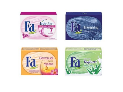 Mýdlo FA 100 g