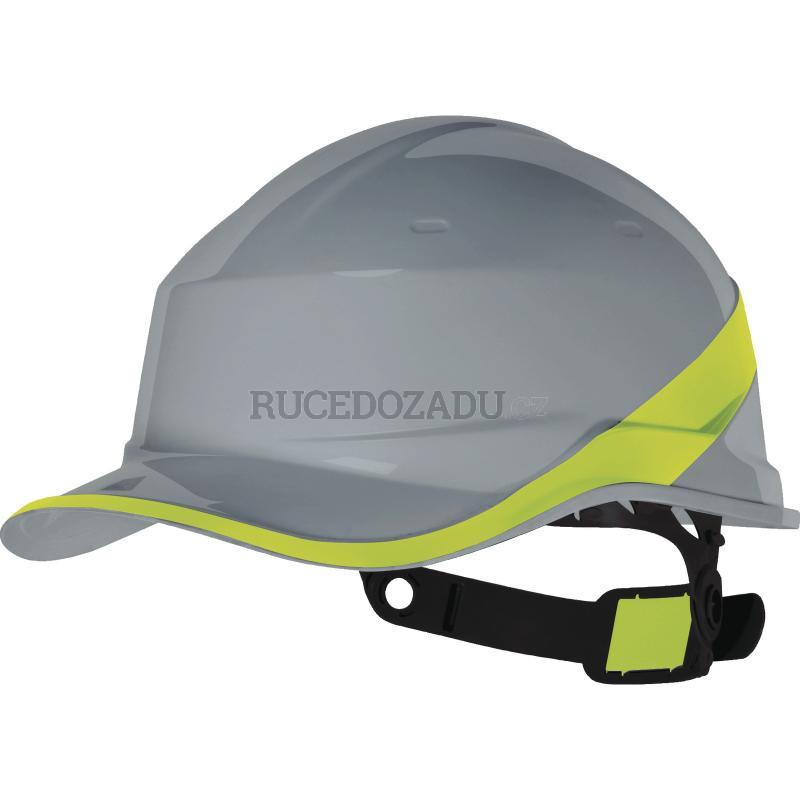 Ochranná přilba Baseball diamond od firmy Delta Plus    RUCEDOZADU.cz 656d5cb29f8