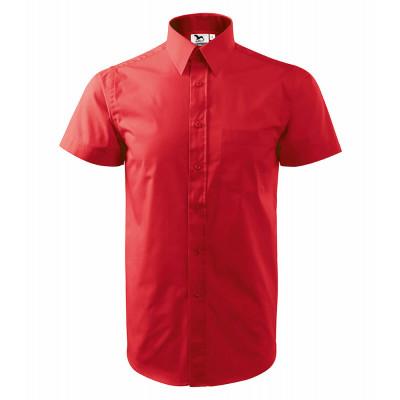 207 Košile pánská Shirt short sleeve ... 2f38b6fdab
