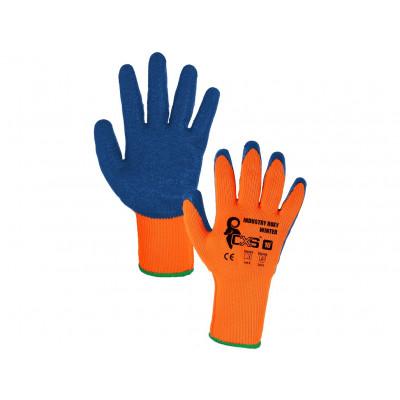 Zimní rukavice pracovní    RUCEDOZADU.cz c37380ccb5