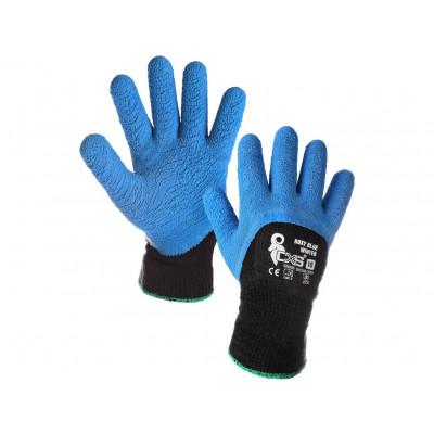 Povrstvené zimní rukavice ROXY BLUE WINTER c0f759f98a