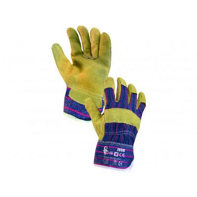 Pracovní rukavice    RUCEDOZADU.cz ccec3caeef