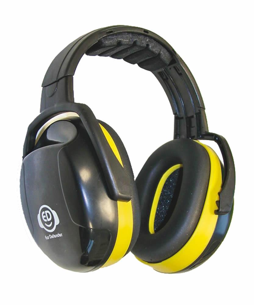 Ear Defender ED 2H sluchátka-hlava yellow 30 dB