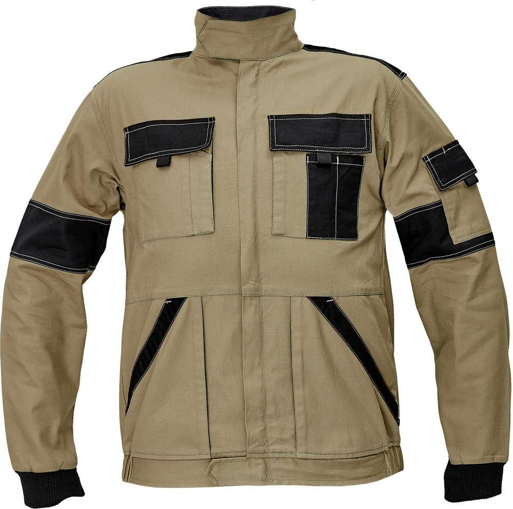 Červa MAX SUMMER bunda modrá/černá vel.50