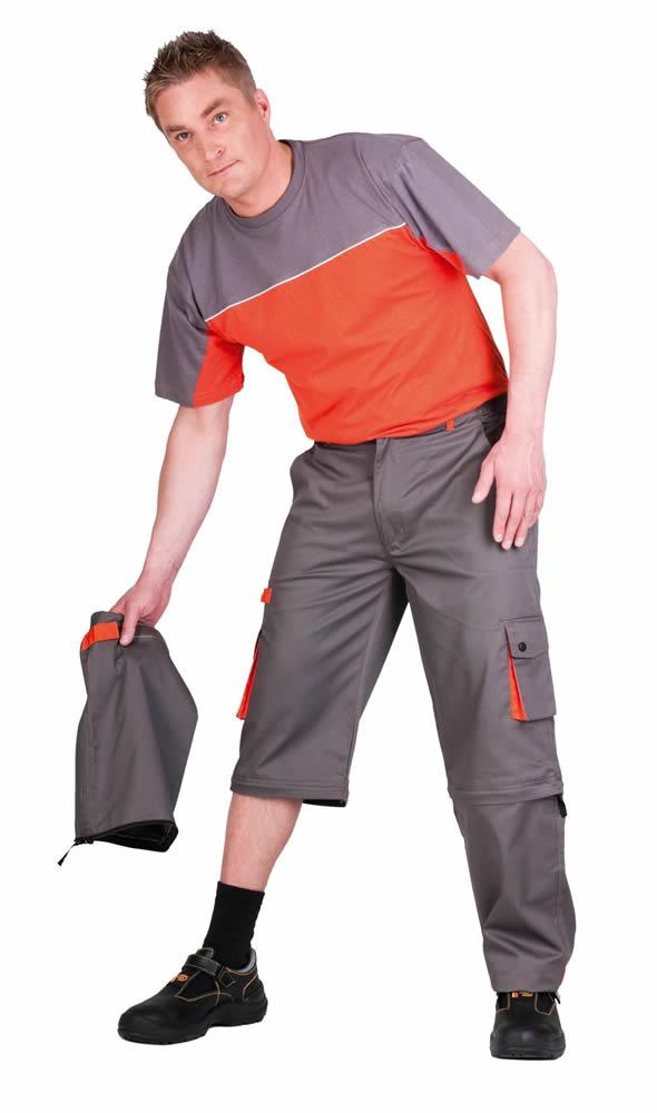 Australian Line Desman kalhoty 2 v 1 - 48