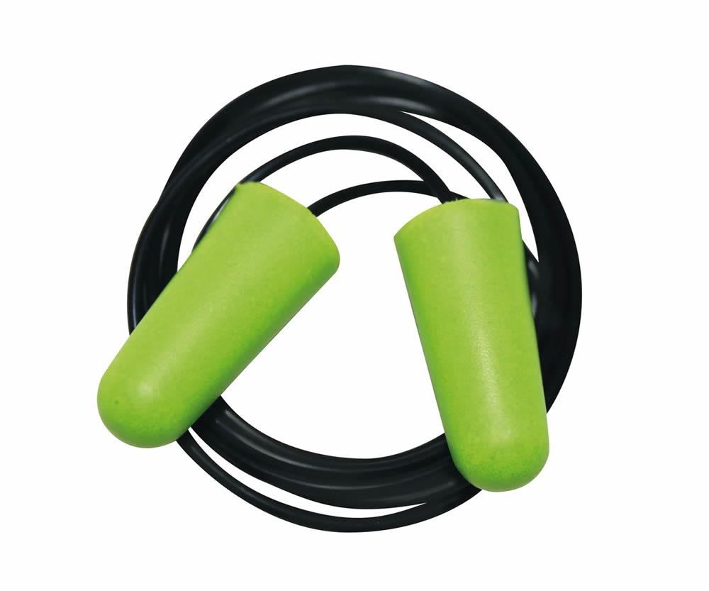 Ear Defender ED COMFORT PLUG CORDED SNR 37 dB, 250 párů