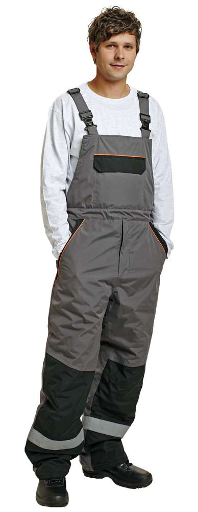 Australian Line EMERTON WINTER kalhoty lac šedá 46/176