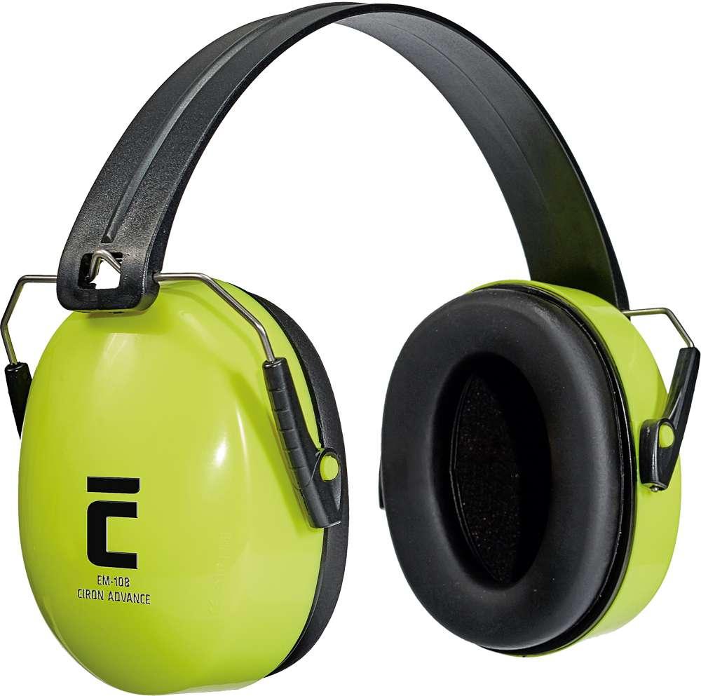 Červa CIRON ADVANCE sluchátka Hi-Vi HV žlutá