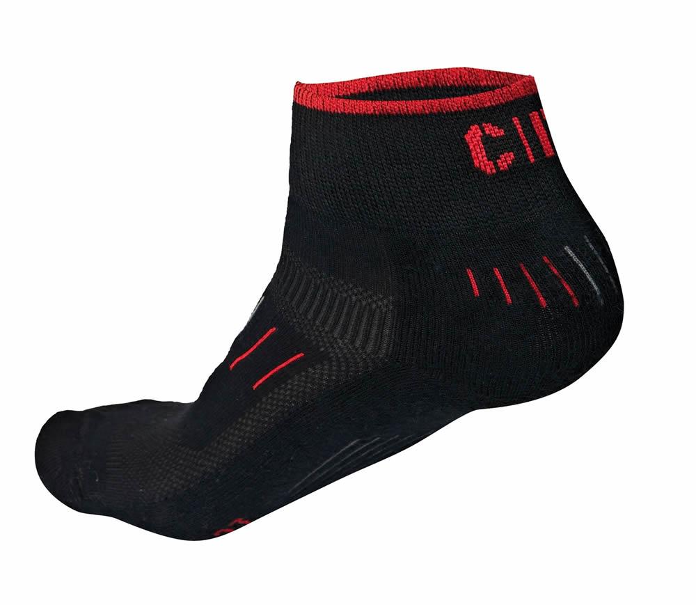 CRV Ponožky Nadlat černá 45-46