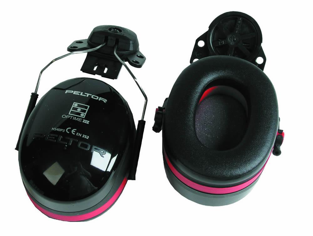 3M Sluchátka na přilbu Peltor H540P3E-413-SV Sluch H10P3E