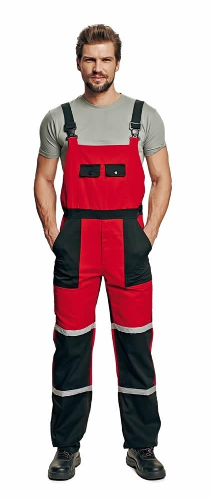 Červa TAYRA kalhoty lacl červená 52