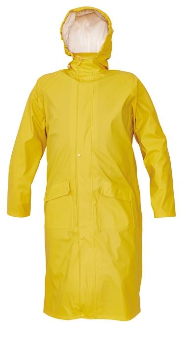 Červa SIRET (PRUTH) plášť žlutá M