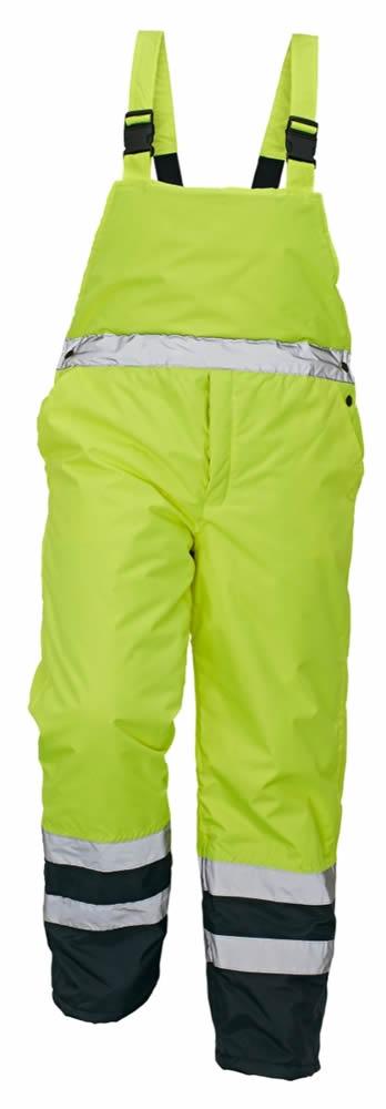 Červa Padstow kalhoty lacl HV žlutá - M