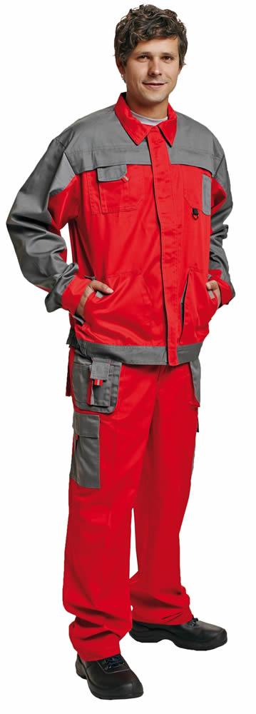 Červa Max Evolution bunda červená - 50