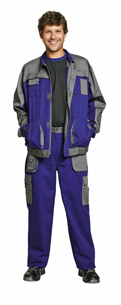 Červa Max Evolution bunda modrá - 50