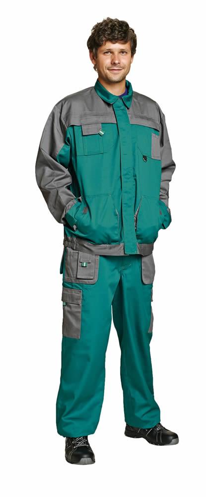 Červa Max Evolution bunda zelená - 50