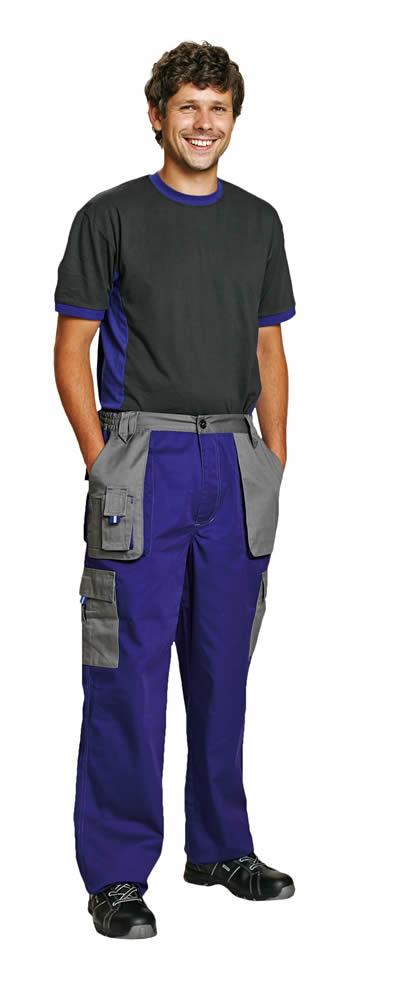 Červa Max Evolution kalhoty do pasu modrá - 54