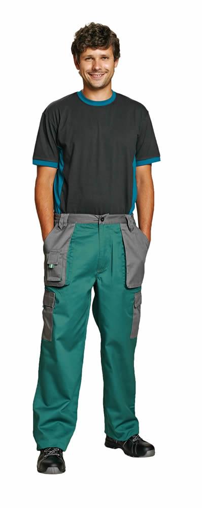 Červa Max Evolution kalhoty do pasu zelená - 50