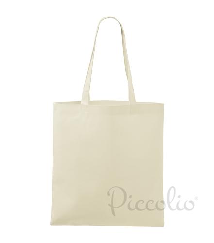 Adler p91 Bloom nákupní taška bílá
