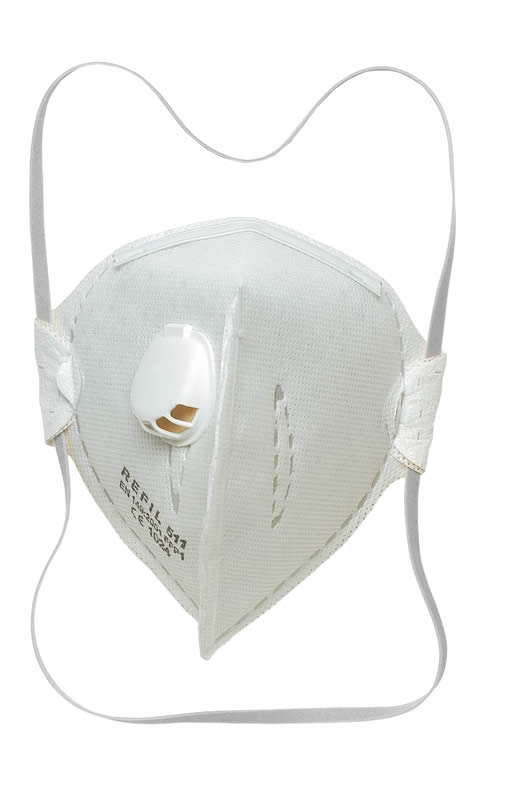 Refil Respirátor Refil 511 skl. s ventil. FFP