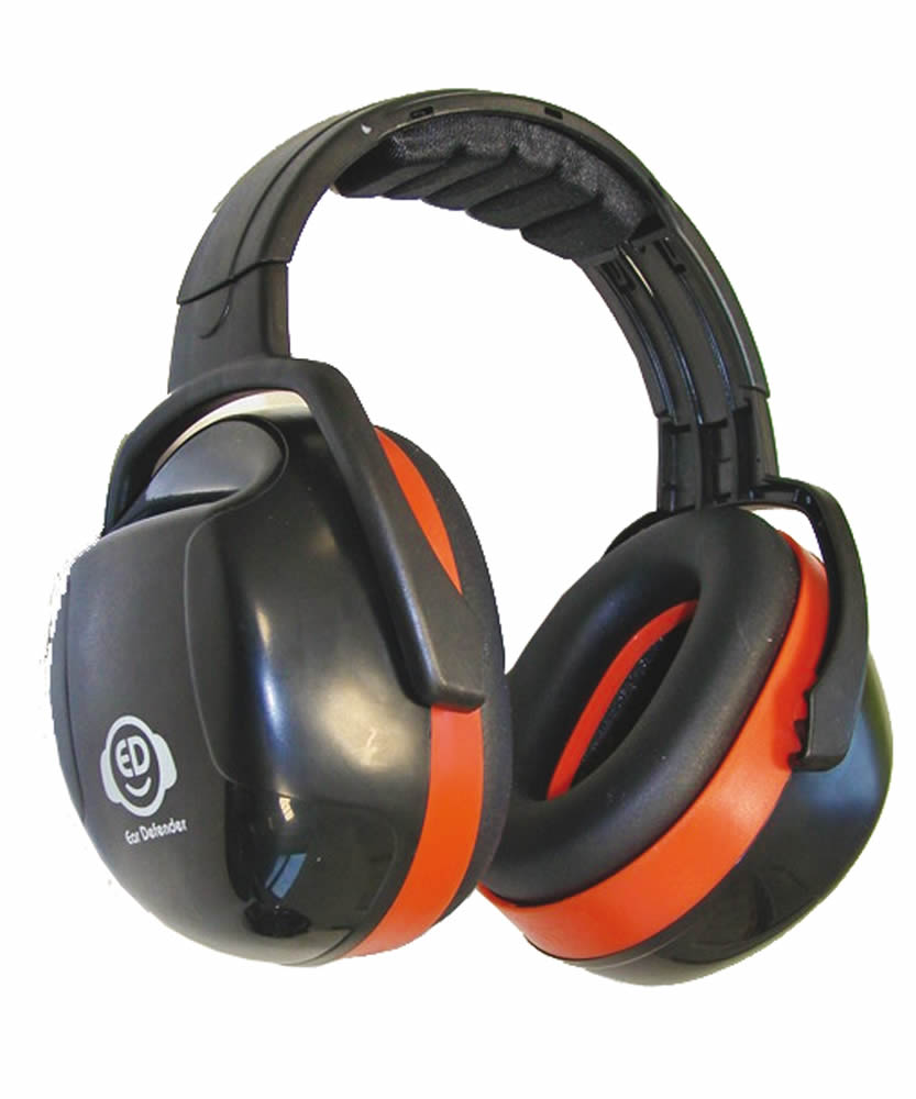 Ear Defender Sluchátka na hlavu ED 3H orange 33 dB