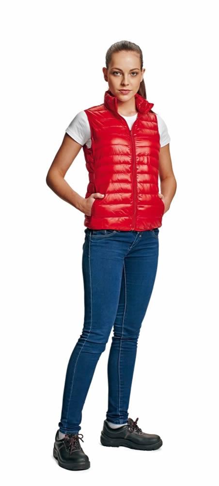 CRV Oisly Lady vesta červená - S